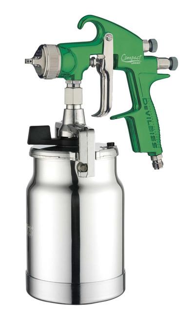 Trans-Tech/Compliant COMPACT Siphon Feed Spray Gun - COM-PS510G-18-01