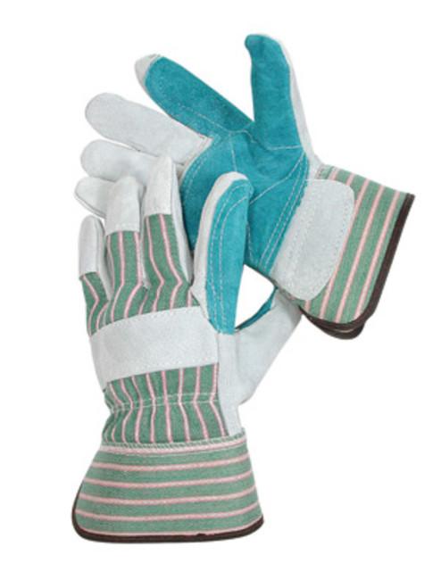 Shoulder Split Leather Palm Gloves - Large