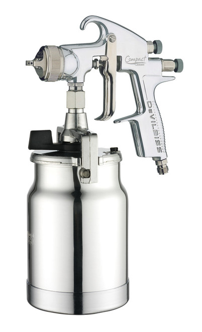 Conventional COMPACT Siphon Feed Spray Gun Outfit - CASF200