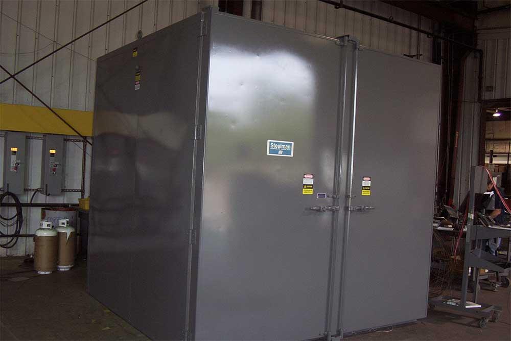 steelman oven
