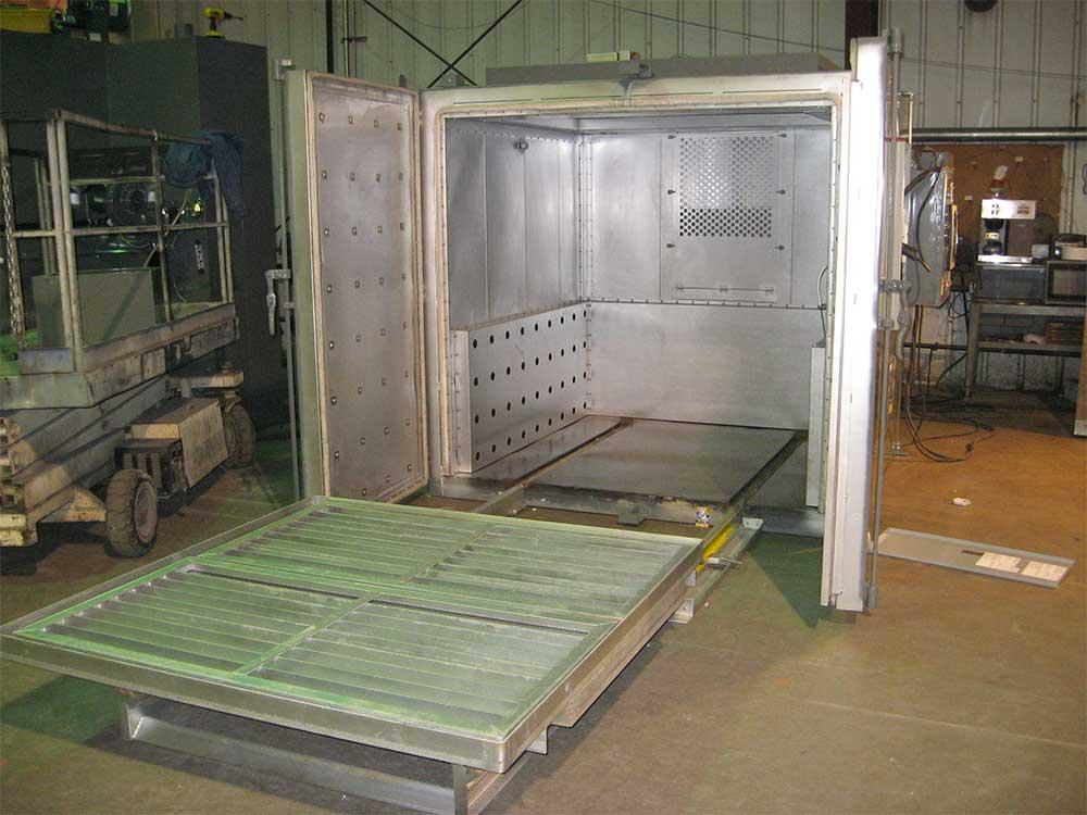 steelman oven 2