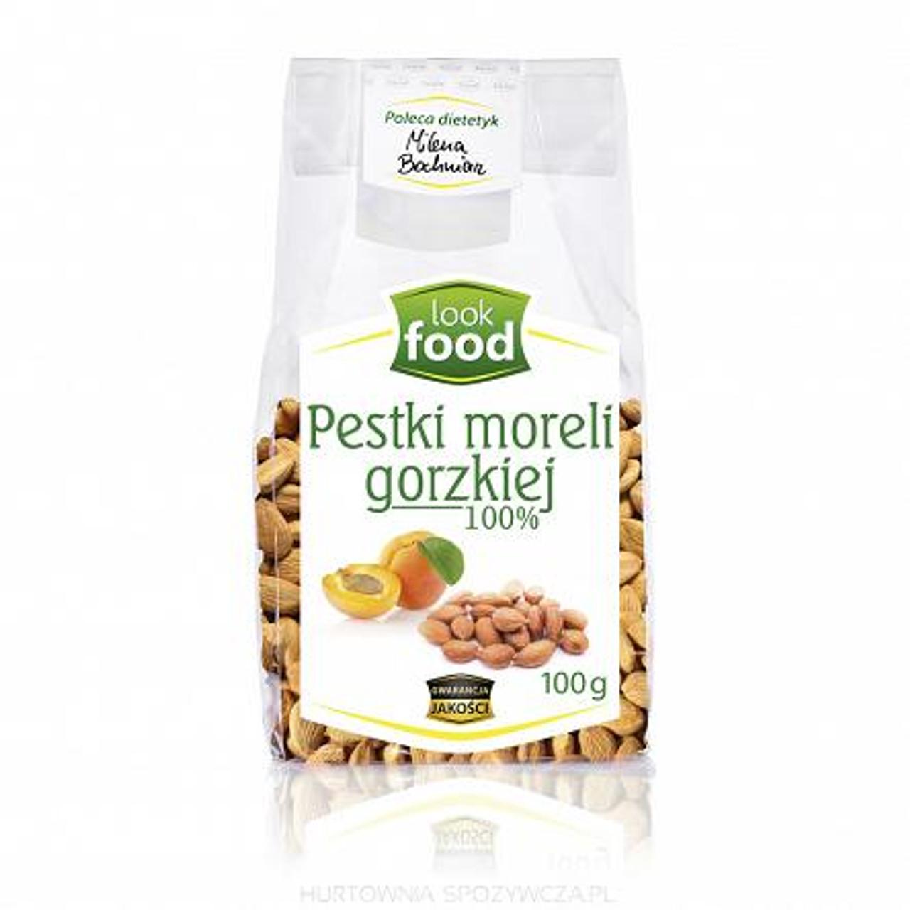 Apricot Kernels Vitamin B17 Pestki Moreli Gorzkiej Witamina B17 100g Almanora