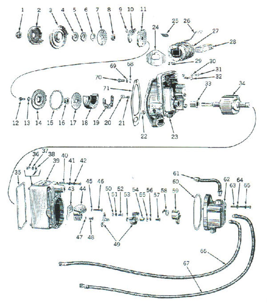 Wico Magneto Wiring Schematic -Club Car Electrical Diagram | Begeboy Wiring  Diagram Source | Wico Magneto Wiring Schematic |  | Bege Wiring Diagram - Begeboy Wiring Diagram Source