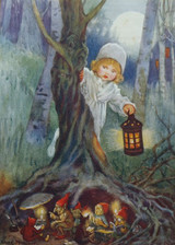 Gnomes, Leprechauns & Elves, Gardening - Homeschool Study Unit