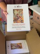 Autumn Semester Print Version - First Grade Curriculum - Series 1 of 3 Print Books