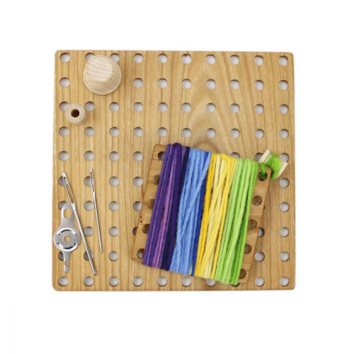Sewing Card Kit - Learn to Sew Set