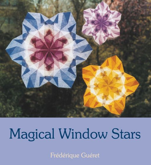 Magical Window Stars Book by Frédérique Guéret