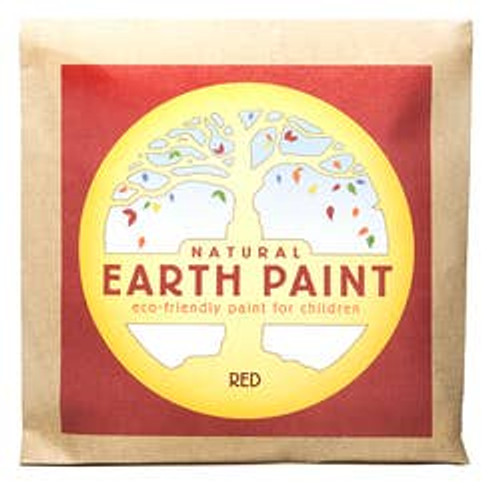 Earth Paint - Red