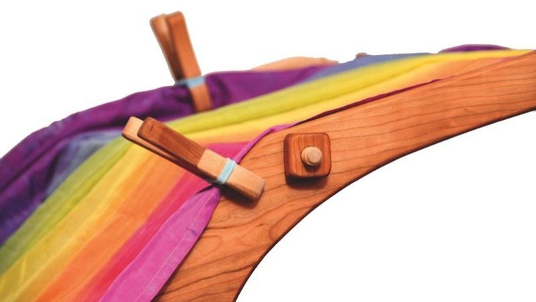 Wooden Play Clip - Cherry