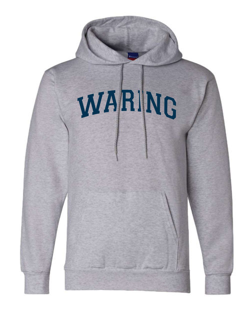 Waring School Recycled Poly Pullover Hood Champion