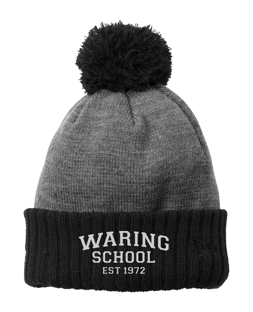 Waring Retro Cuffed Beanie hat.