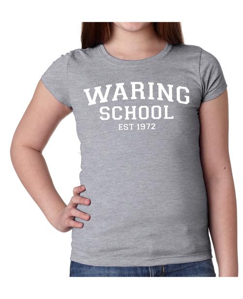 Waring Retro girls  tee - Youth