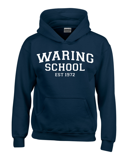 Waring Retro Youth Heavy Blend  Hooded Sweatshirt