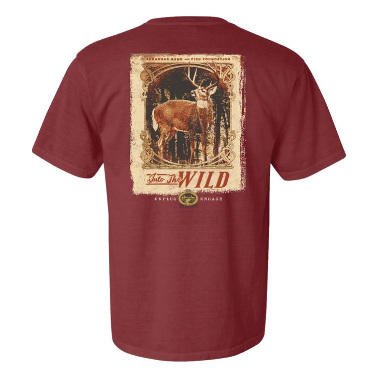 Into the Wild - Vintage Deer