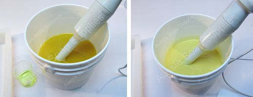 Lanolin, Calendula and Honey Hand Made Natural Soap