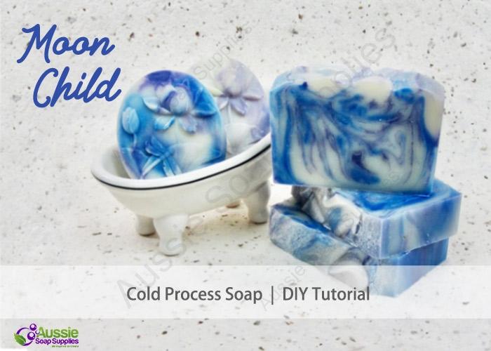 Moon Child Cold Process Soap