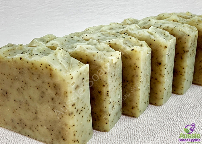 Doublemint & Lavender Cold Process Soap