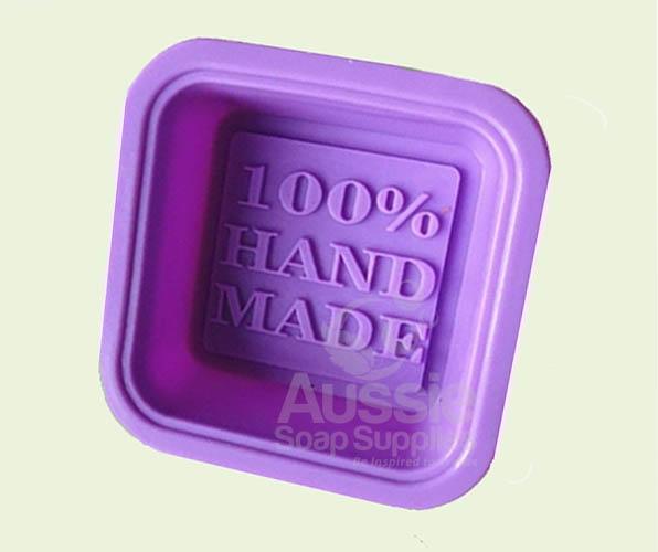 100% Olive Castile Cold Processed Soap