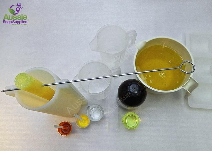 Energy Cold Process Column Pour Soap