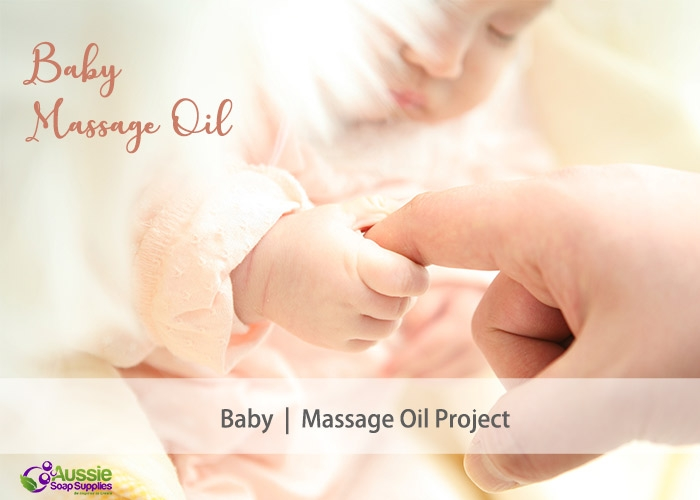 DIY Baby Massage Oil Recipes