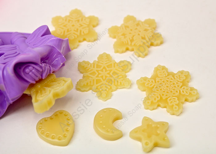 Beeswax Christmas Decorations
