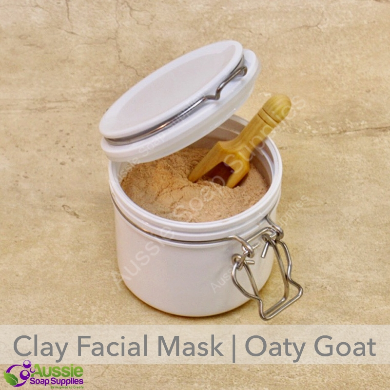 Oaty Goat Clay Facial Mask