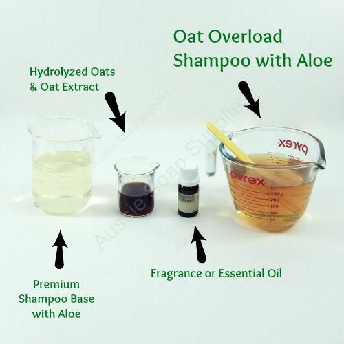 Oat Overload Shampoo