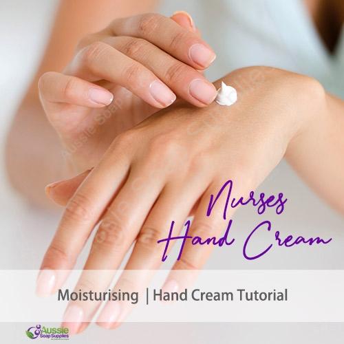 Nurses Hand Cream Recipe