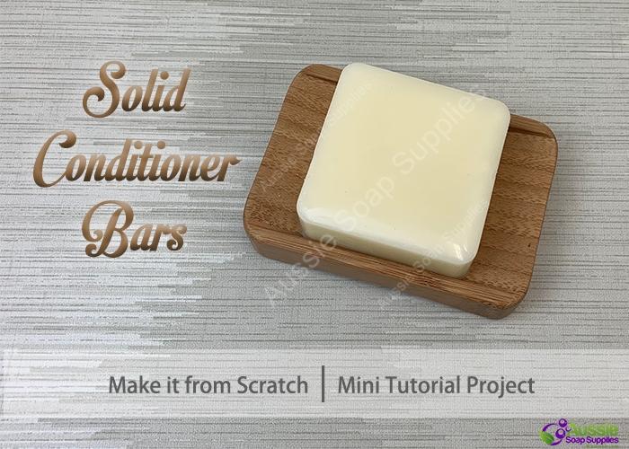 Solid Conditioner Bar Kit Tutorial