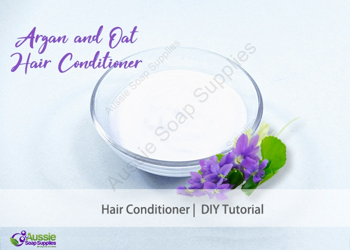 Argan and Oat Hair Conditioner
