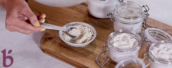 BB Honey Oat Cream Project