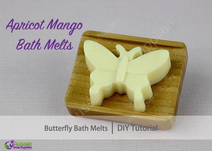 Apricot Mango Bath Melts