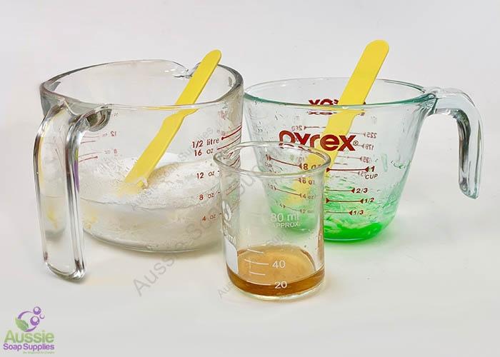 Argan Shampoo Bars Recipe & Tutorial for Moulds