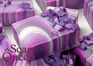 Cold Process Agate Spin Swirl Soap Tutorial