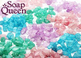 Gemstone Bath Crystals