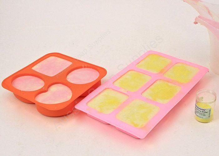 Pink Berry Lemonade Butter Soaps