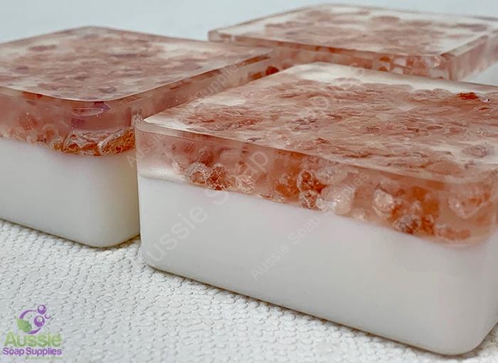 Triple Butter Himalayan Salt Spa Bars Recipe
