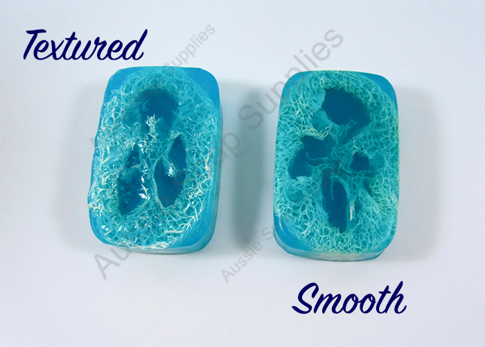 Fresh and Summery Loofah Melt & Pour Soap