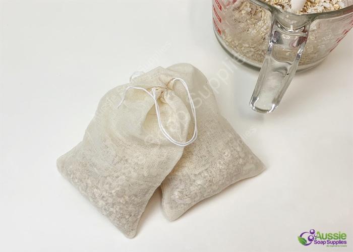 Soapy Oat Bags Kit - Tutorial