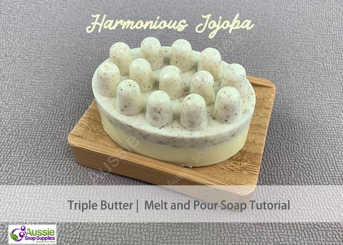 Harmonius Jojoba Melt & Pour Soap DIY Project
