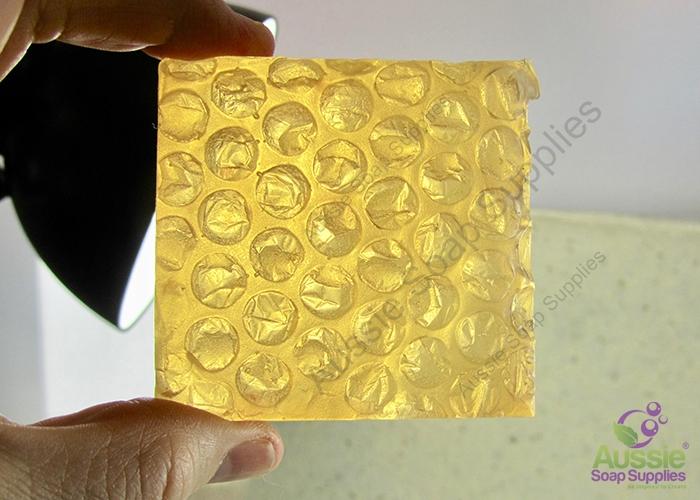 Melt & Pour Soap Honeycomb Tutorial