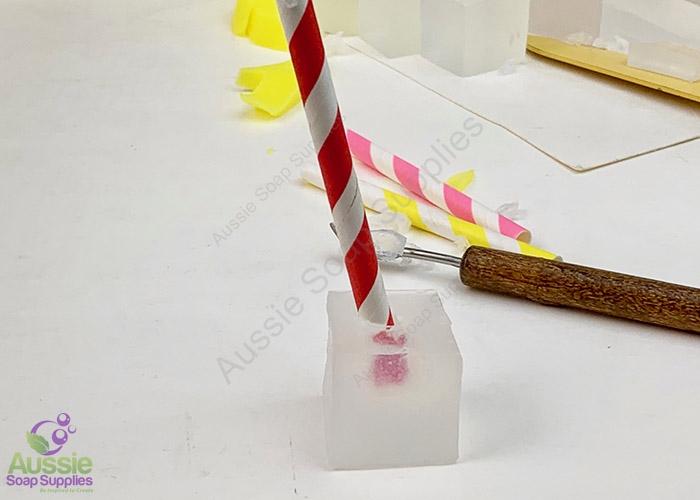 Limoncello Melt and Pour Soap Project
