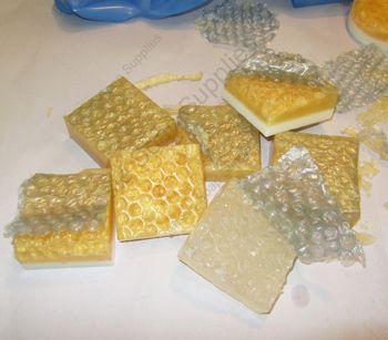 Honey Comb Oatmeal, Milk & Honey Squares