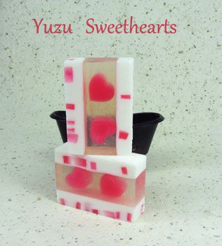 Sweethearts Melt and Pour Soap