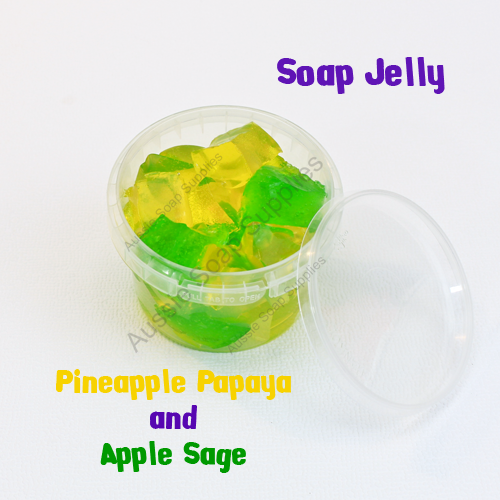 Jelly Soap Tutorial