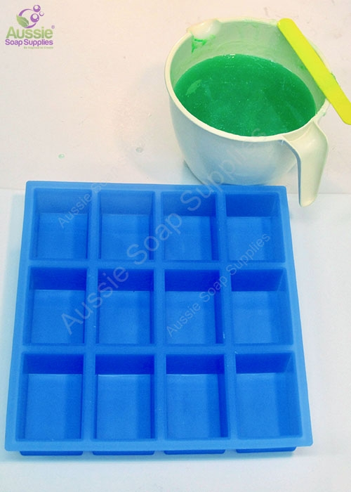 Easy Festive Melt & Pour Soaps DIY Recipe