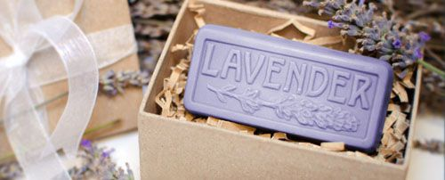 Milky Way Lavender Bar Soap Mould