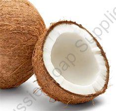 Coconut derived surfactants for shampoo
