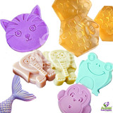Animals, Bugs, Critters and Nature Moulds