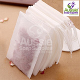 Muslin Bags, Tea Bags & Heat Seal Bags